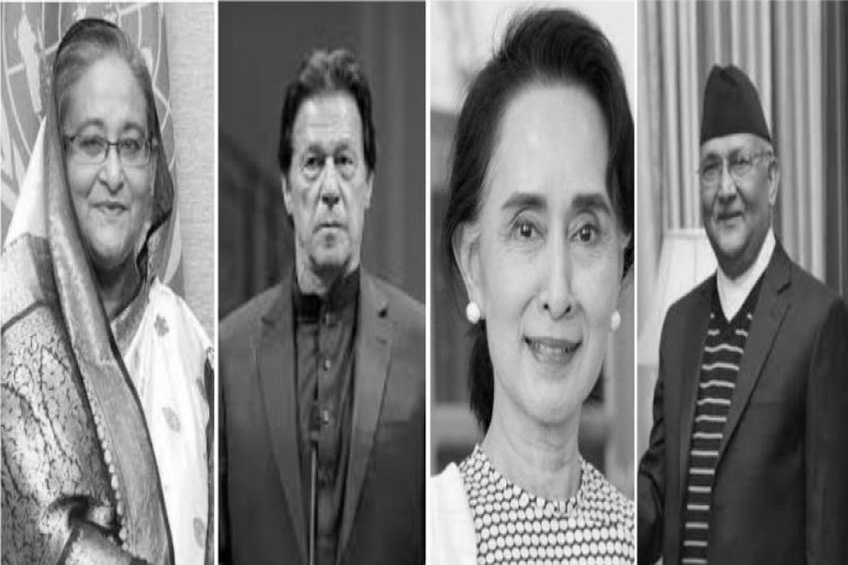 India, China, Bangladesh, democracy, Sri Lanka, Xi Jingping,
