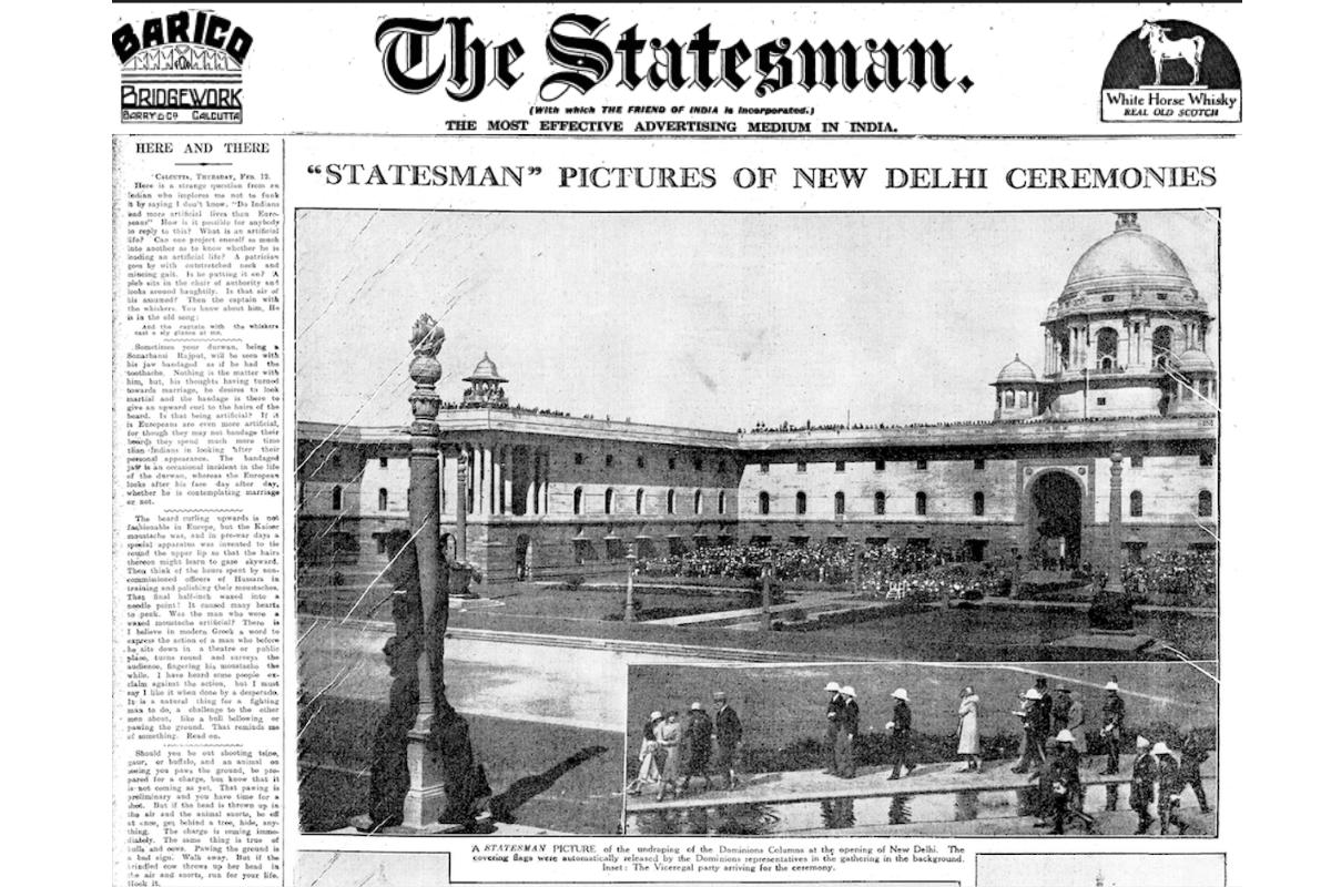 Old Delhi, Delhi, capital city