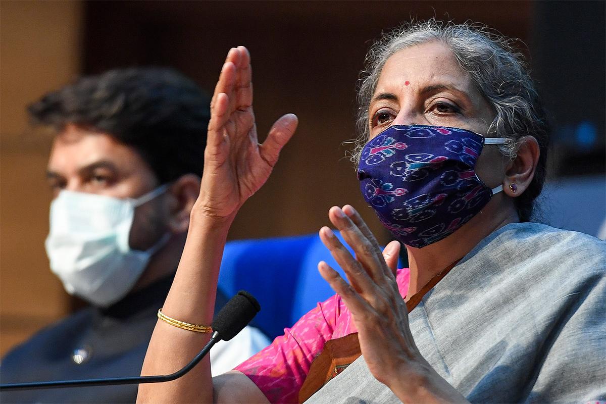 Nirmala Sitharaman, Finance Minister, West Bengal, Economy, Industry