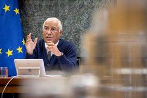 Portuguese PM Antonio Costa gets Covid-19 vaccine