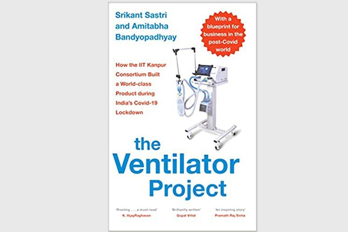 ventilator to combat Covid-19, pandemic, ventilators, science book