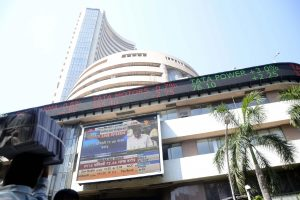 Auto, IT stocks drag indices; Sensex tumbles nearly 867 points, Nifty below 14