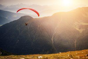 Himachal Pradesh govt okays 2 new paragliding sites in Mandi
