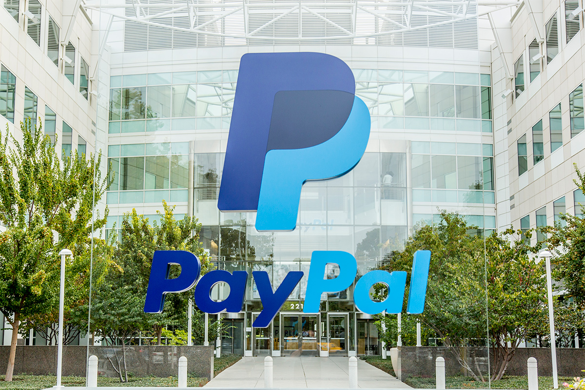 PayPal, digital payment service