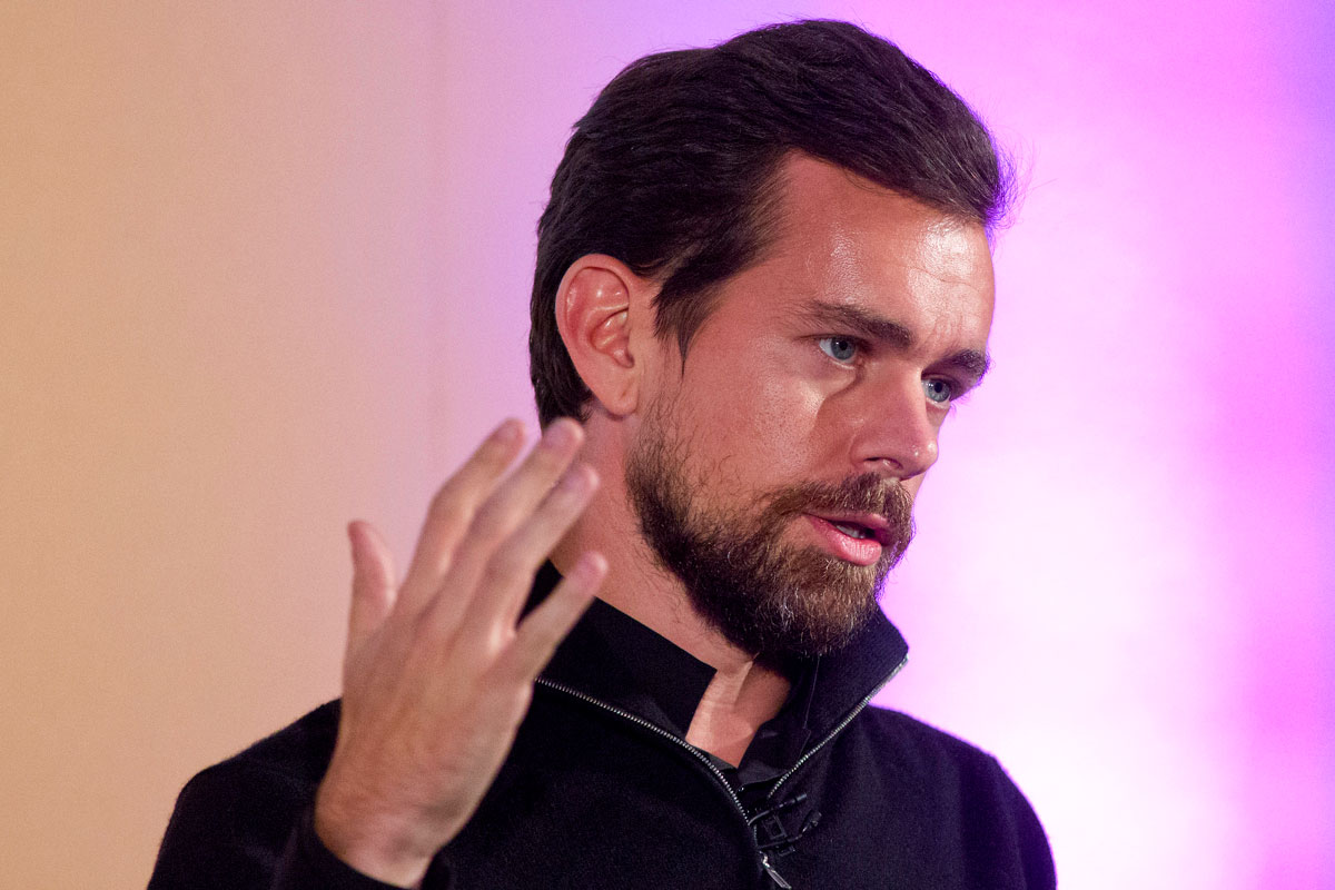 Twitter, Jack Dorsey, content moderation