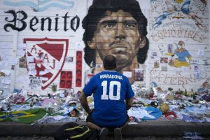 Argentina changes name of Maradona Cup amid lawsuit fears