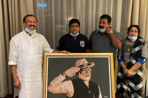 Dubai boy who made Narendra Modi's portrait receives letter of praise from PM