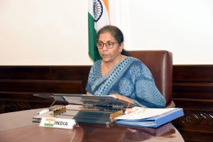 FM Sitharaman proposes to raise capital expenditure to Rs 5.54 lakh crore in next financial year