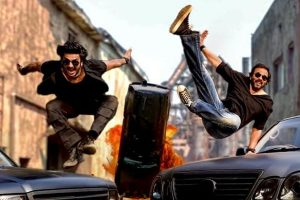 Ranveer Singh: Rohit Shetty was itching for elaborate action sequence