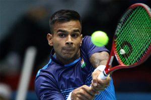 Sumit Nagal crashes out of Australian Open