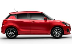 Maruti launches 2021 Swift facelift; price at Rs 5.73 lakh