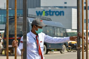 iPhone maker Wistron to resume production soon: K'taka Minister