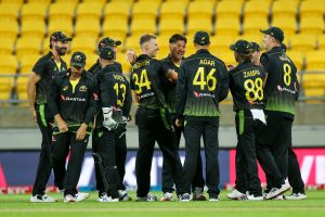 Ashton Agar, Glenn Maxwell take Australia to 64-run win over New Zealand in 3rd T20I