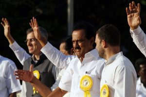 Congress hopes to seal deal on seat sharing with DMK soon