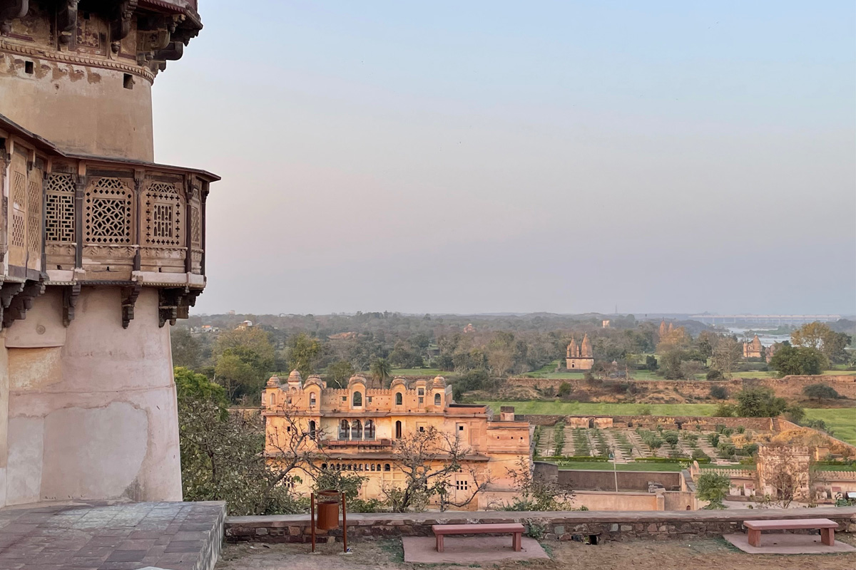 Orchha, Travel News, central India, Madhya Pradesh, temple