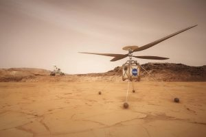 NASA delays first flight of Mars helicopter