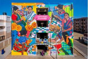 Kannagi Nagar: First 'Art District' of Chennai to get facelift