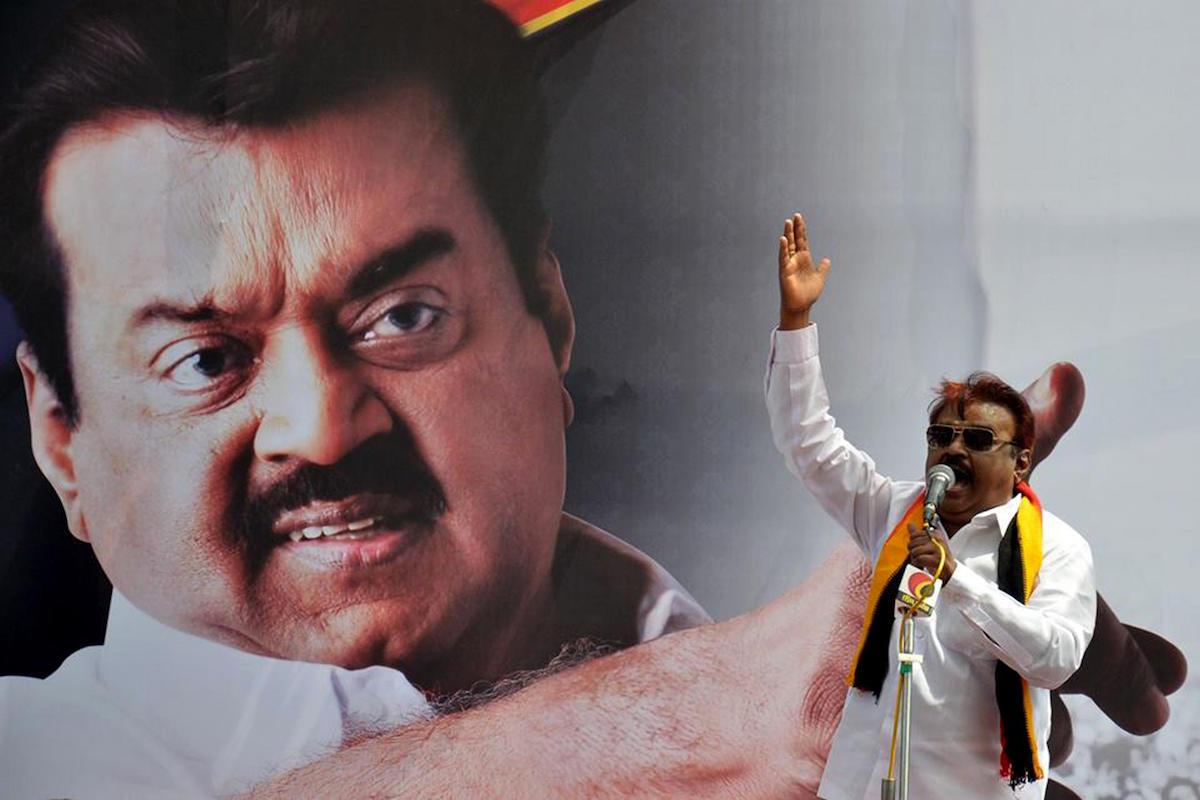 Tamil Nadu Assembly Elections 2021, AIADMK-BJP, National Democratic Alliance (NDA) alliance, Desiya Murpokku Dravida Kazhagam (DMDK),