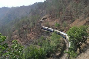 Proposal to restart train movement through PTR
