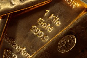 Gold futures decline 20% from record highs of 2020