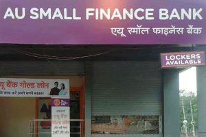 AU Small Finance Bank shares rise nearly 3% after lender raises Rs 625.50 crore via QIP