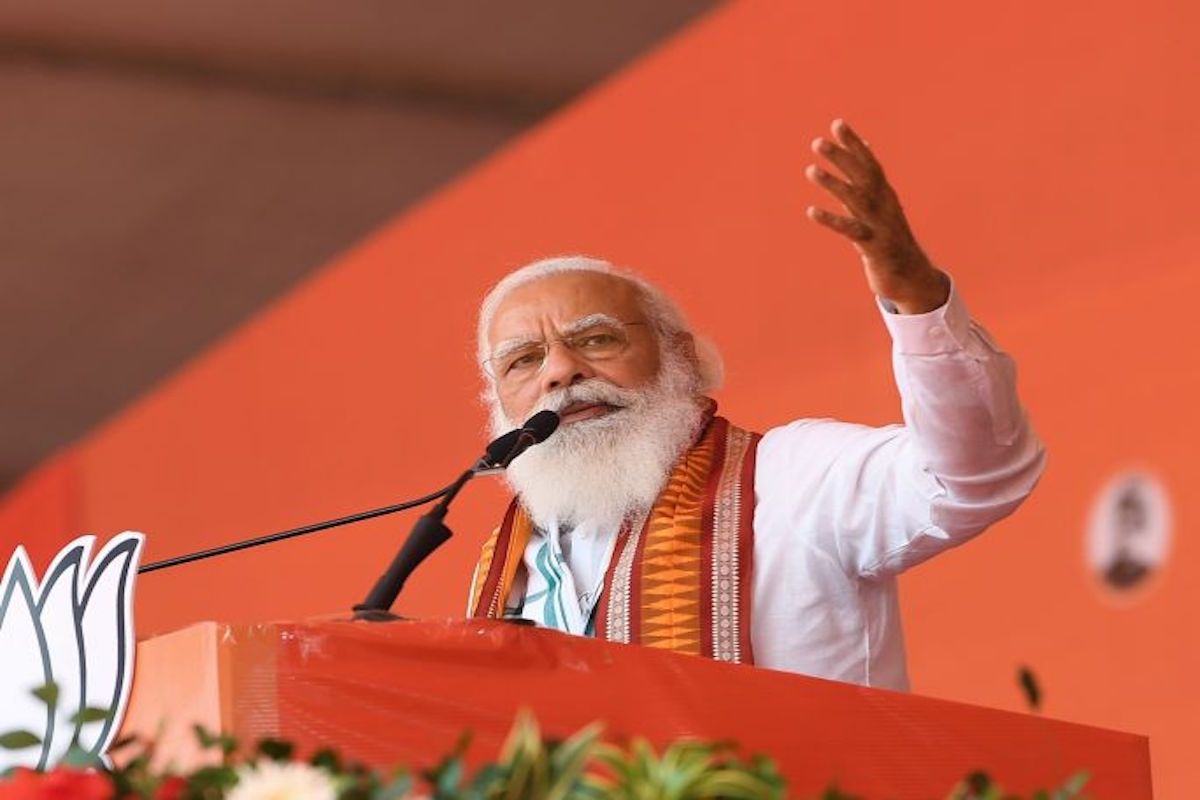 Prime Minister Narendra Modi, BJP candidates, TMC, West Bengal Chief Minister Mamata Banerjee, West Bengal Assembly Election 2021,