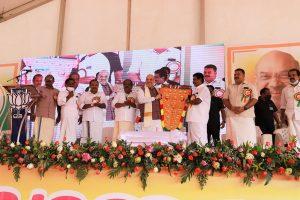 LDF & UDF made Kerala a 'den' of corruption: Shah