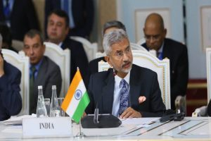 India calls for 'double peace' in Afghanistan; acceleration of dialogue