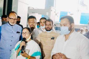 BJP's Rajib Banerjee threatens Mamata Banerjee after her meeting with Tejashwi Yadav
