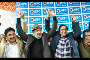 Former minister, two ex-legislators of PDP join People's Conference