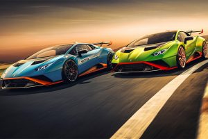 Lamborghini had its second-best year ever for sales turnover during COVID