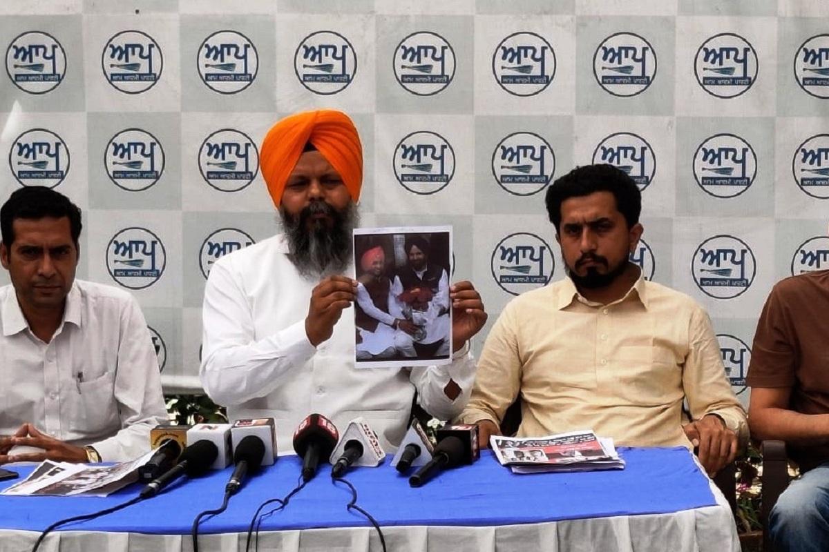 Punjab government, AAP, Captain Amarinder Singh, Manwinder Singh Giaspura