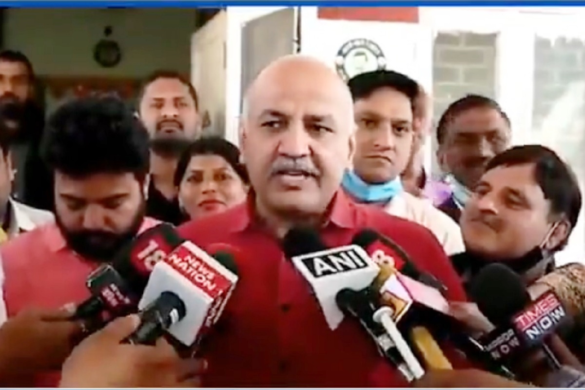 Delhi municipal corporation bypolls, Aam Aadmi Party(AAP), Congress, Deputy Chief Minister Manish Sisodia, Delhi Chief Minister Arvind Kejriwal,