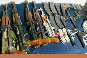 Municipal councillor, policeman killed in terror attack, cache of arms recovered near LoC village