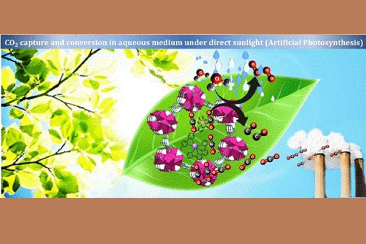 Artificial photosynthesis, carbon dioxide, photosynthesis, carbon monoxide