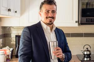 Real estate investor Baskal Korkis is never complacent