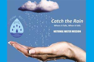 PM Modi to launch 'Jal Shakti Abhiyan: Catch the Rain' campaign today