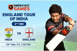 England vs India: Paytm First Games Fantasy Prediction