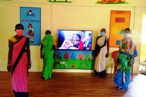 Chief Minister Hemant Soren inaugurates 50 Nand Ghars in Bokaro, Jharkhand