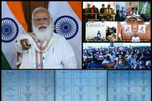 PM Modi inaugurates 'Maitri Setu' between India and Bangladesh