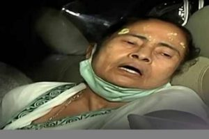 Did Mamata 'fake the attack to gain sympathy?' Asks Bengal BJP