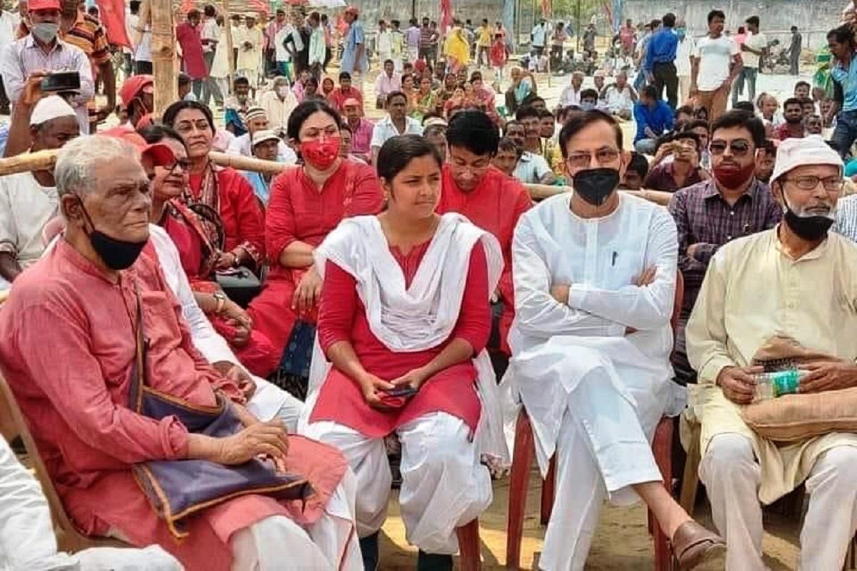 Left, Nandigram, Bengal, Md Salim, Indian Secular Front