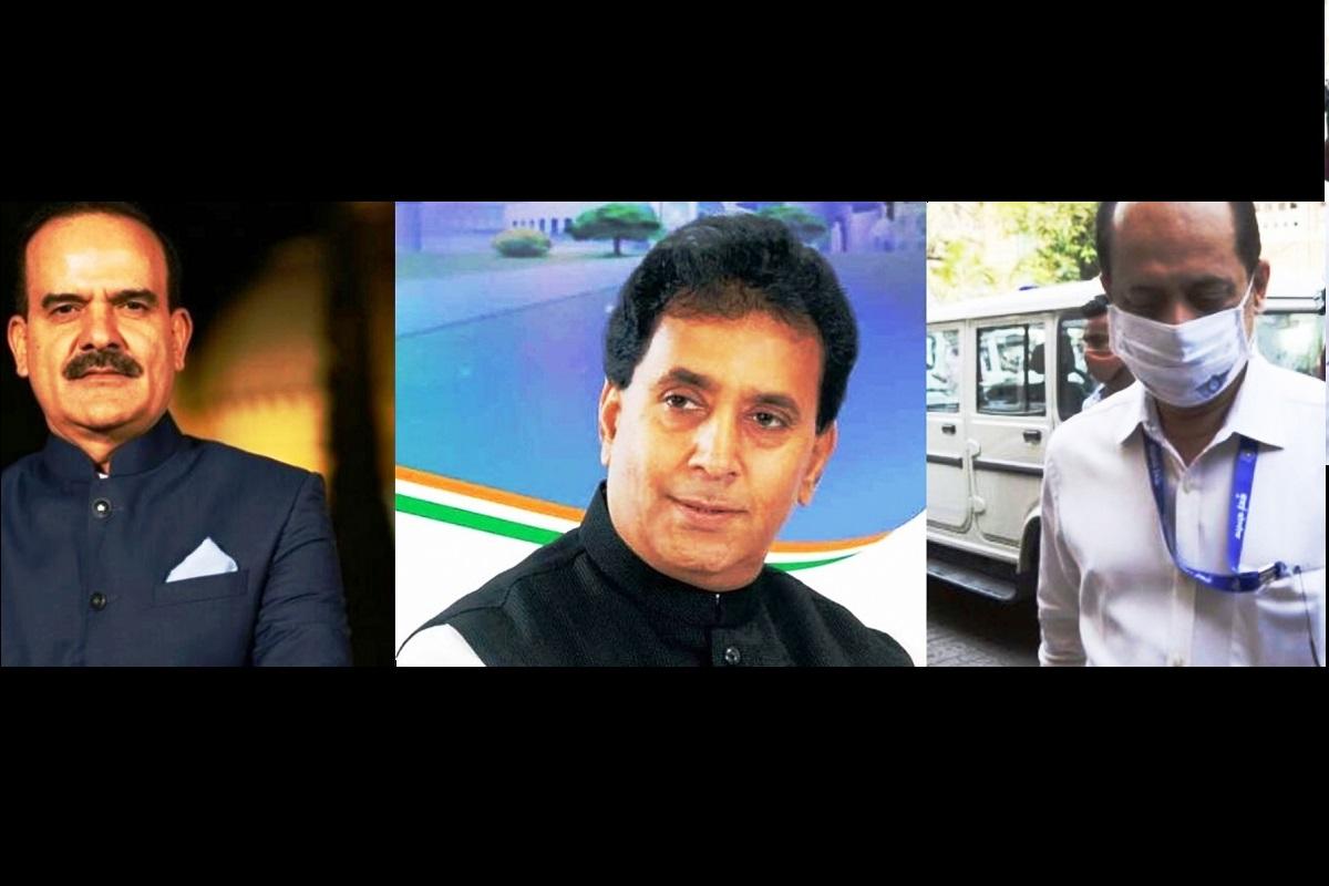 Letter Bomb, NCP, Param Bir Singh, Mumbai Police, Uddhav Thackeray