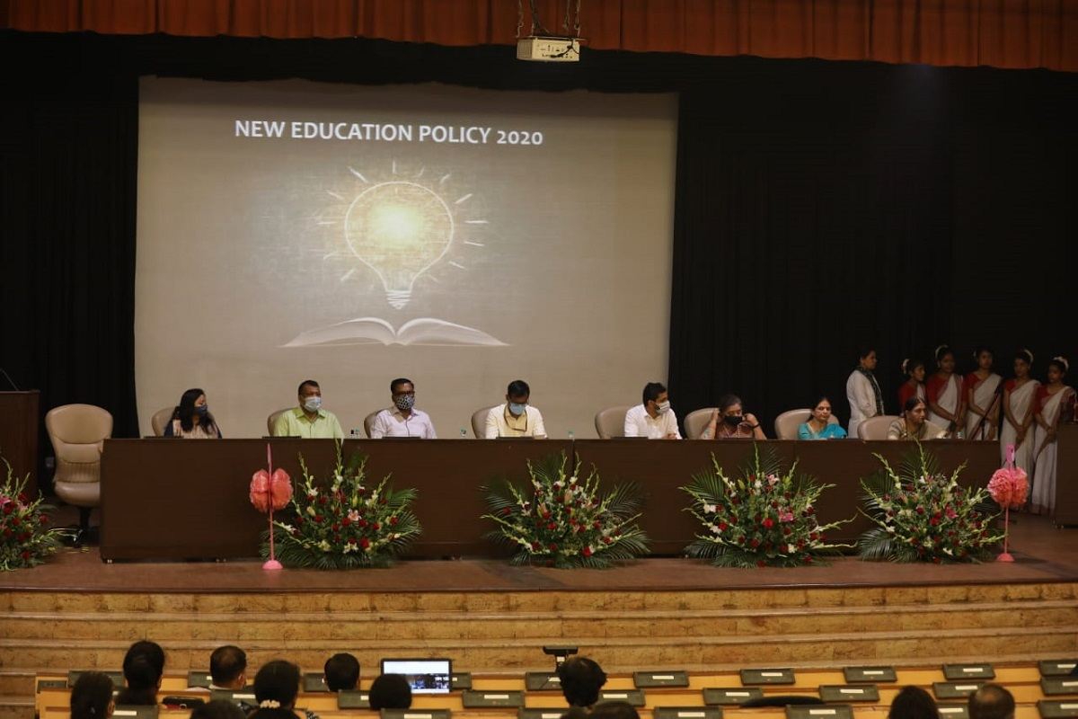 NDMC, New Education Policy, National Education Policy-2020, NEP