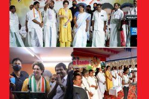 Priyanka Vadra gets huge response in Kerala, to visit state again this weekend