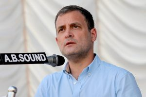 Modi sarkar has failed to save people: Rahul Gandhi