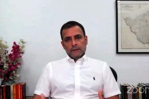 Rahul Gandhi writes to Modi, criticises govt's COVID-19, vaccination strategy