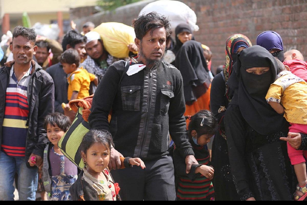 Rohingya detention case, Supreme Court, Rohingya refugees, Jammu, SA Bobde, Prashant Bhushan
