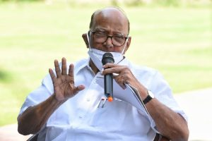 Letter Bomb: Sharad Pawar terms matter 'serious', says CM can take required action