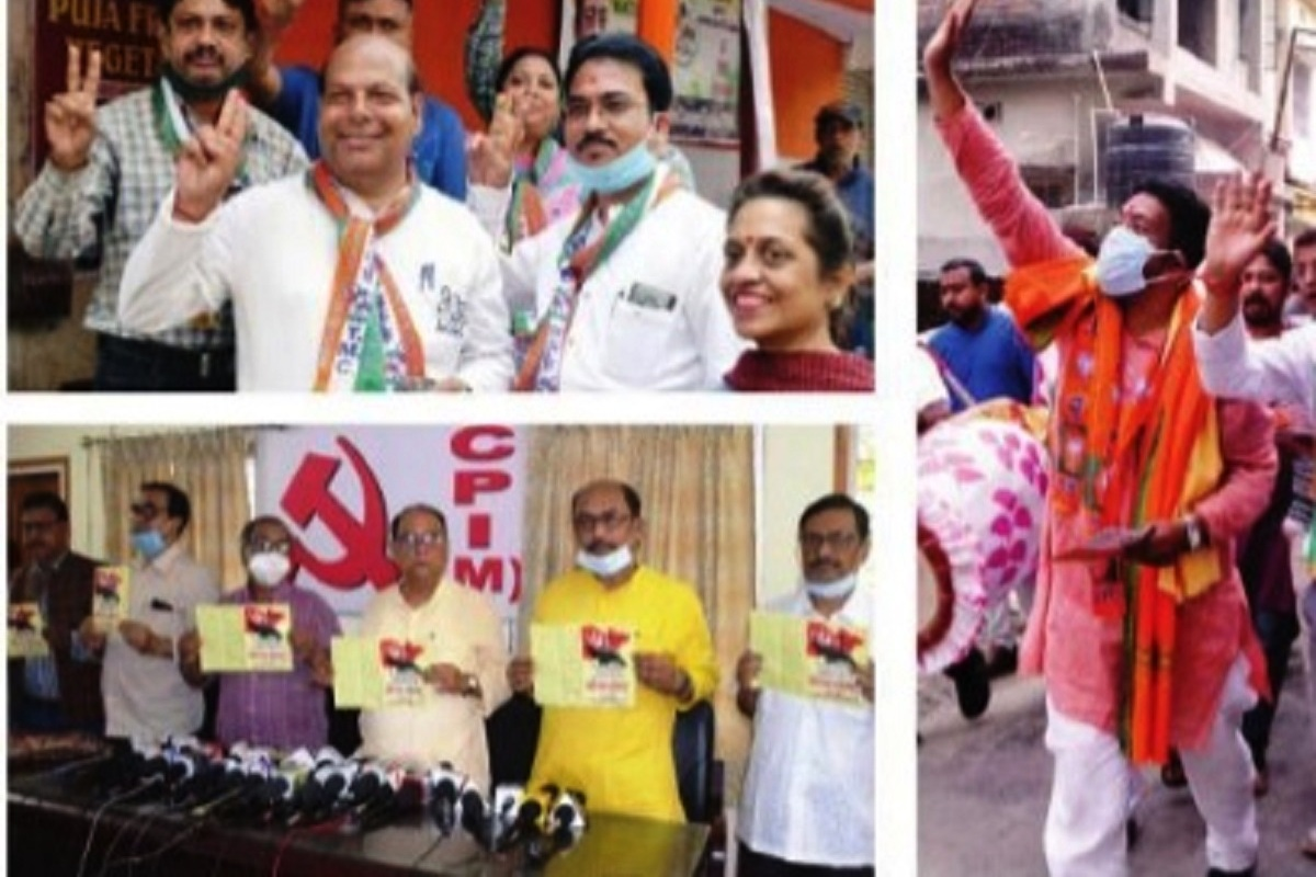TMC, CPI-M, Siliguri, Mamata Banerjee